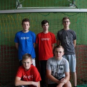 Team Sam – Mistrzem Szkoły w Futsalu Chłopców