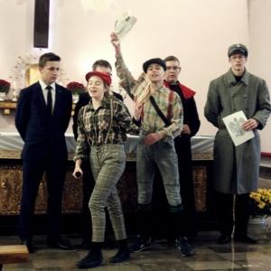 Obchody Narodowego Święta Niepodległości – widowisko w radziłowskim kościele