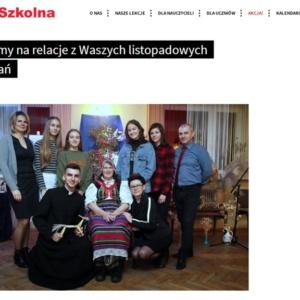 ART Radziłów CREW w Filmotece Szkolnej