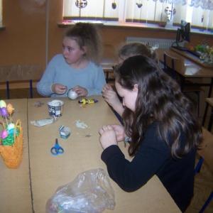 Kultywowanie tradycji wielkanocnych przez dzieci, rodziców i wychowawcę