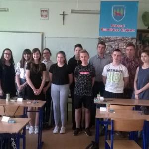 XVIII Międzyszkolny Konkurs Fizyczny dla Gimnazjalistów