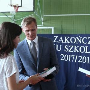 Fotoreportaż: Zakończenie roku szkolnego 2017/2018