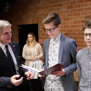 Stypendia Zarządu Województwa Podlaskiego za szczególne osiągnięcia w nauce