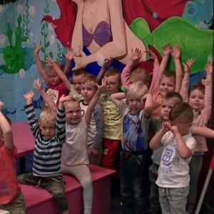 Wycieczka najmłodszych przedszkolaków do Magicznego Świata Zabaw