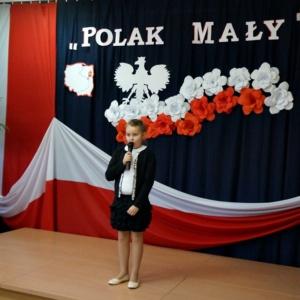 """Gminny Konkurs Recytatorski """"Polak Mały"""""""