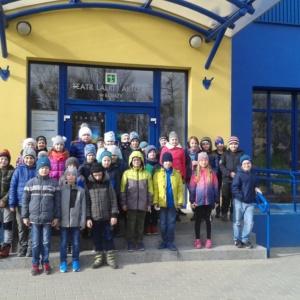 Wycieczka klas II-III do Teatru Lalki i Aktora w Łomży