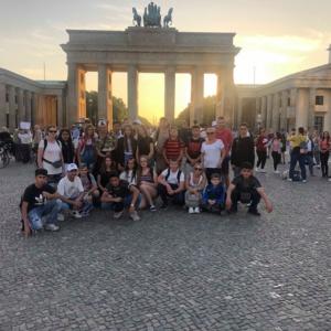 Polsko-niemieckie spotkanie młodzieży