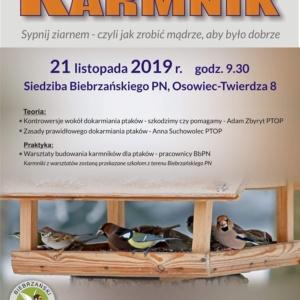 Zapraszamy na bardzo ciekawe spotkanie w Biebrzańskim Parku Narodowym