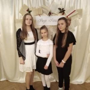 Sukces Agnieszki w V Powiatowym Konkursie Poezji Patriotycznej