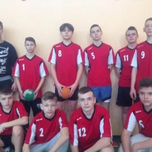 Piłka ręczna chłopców – IMS 2020