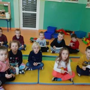Gimnastyka buzi i języka- zajęcia w przedszkolu