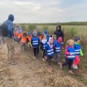 Czas na wykopki – ekologiczny kartofelek w przedszkolu